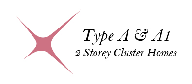 2 Storey Cluster (Type A & A1)