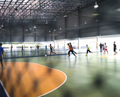 Daiman Sri Skudai Sports Centre